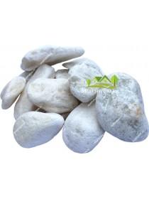 Мраморная крошка галтованная, фр. 40-70 мм