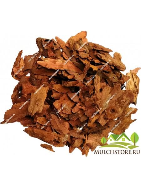 Кора лиственницы, фракция 2-5 см