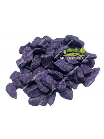 Мраморная крошка фиолетовая, фр. 10-20 мм