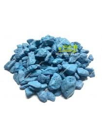 Мраморная крошка синяя, фр. 10-20 мм