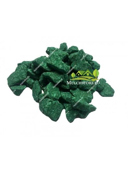 Мраморная крошка зеленая, фр. 10-20 мм