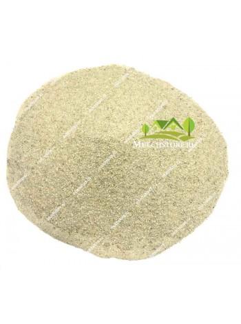 Прокаленный кварцевый песок светлый, фракция 0,4 - 0,8 мм
