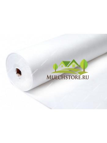 Укрывной материал спанбонд белый, 40 г/м2, ширина 3,2 м