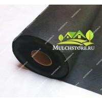 Геотекстиль спанбонд черный, 150 г/м2, ширина 1,6 м